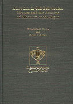 Cover image for Adoption in Old Babylonian Nippur and the Archive of Mannum-mesu-lissur and Elizabeth C. Stone