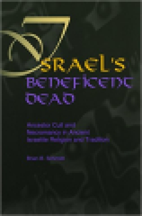 Cover for the book Israel's Beneficent Dead