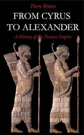 Cover for From Cyrus to Alexander