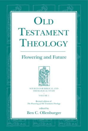 Cover for Old Testament Theology