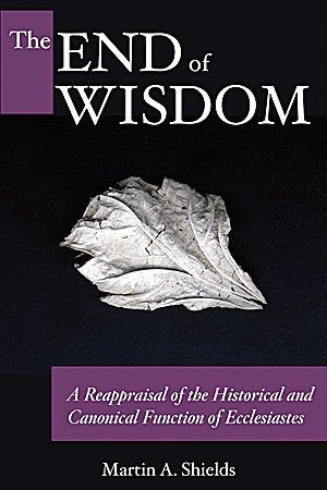 The End of Wisdom