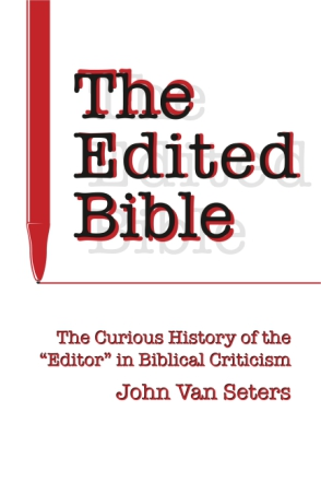 Cover for the book The Edited Bible