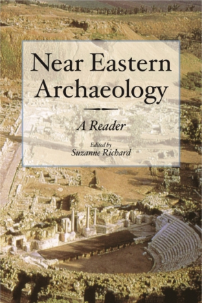 Cover for the book Near Eastern Archaeology