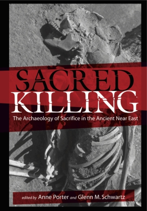 Cover for the book Sacred Killing