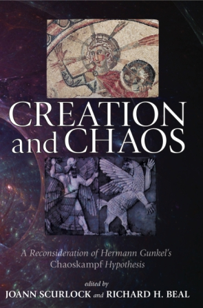 Cover for the book Creation and Chaos
