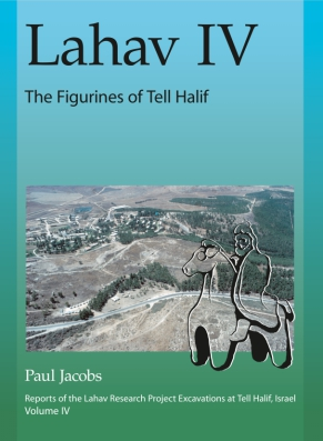 Cover for the book Lahav IV: The Figurines of Tell Halif