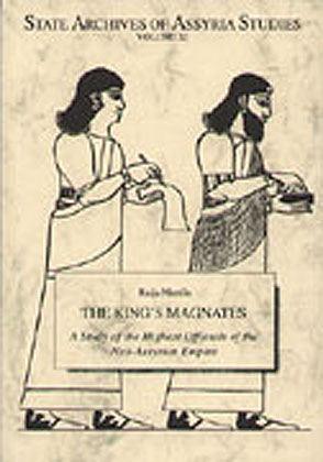 Cover for the book The King's Magnates