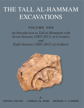Cover for the book The Tall al-Hammam Excavations, Volume 1