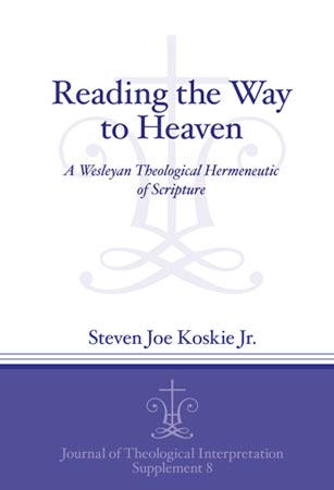 Cover for Reading the Way to Heaven