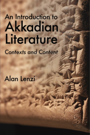 Cover for the book An Introduction to Akkadian Literature