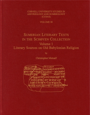 Sumerian Literary Texts in the Schøyen Collection