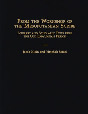 Cover for From the Workshop of the Mesopotamian Scribe