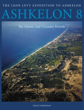 Cover for the book Ashkelon 8