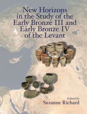 Cover for the book New Horizons in the Study of the Early Bronze III and Early Bronze IV of the Levant
