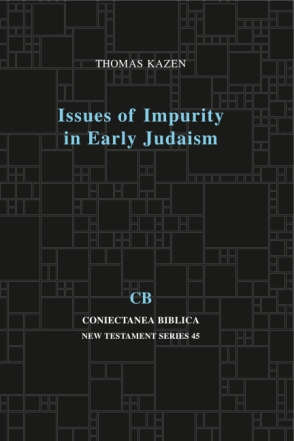 Cover for the book Issues of Impurity in Early Judaism