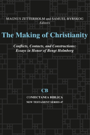 Cover for the book The Making of Christianity: Conflicts, Contacts, and Constructions