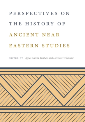 Cover for the book Perspectives on the History of Ancient Near Eastern Studies