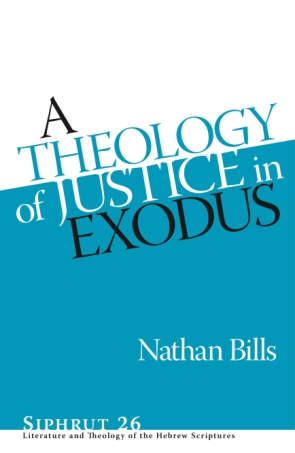 Cover for A Theology of Justice in Exodus