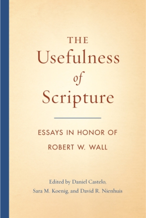 The Usefulness of Scripture