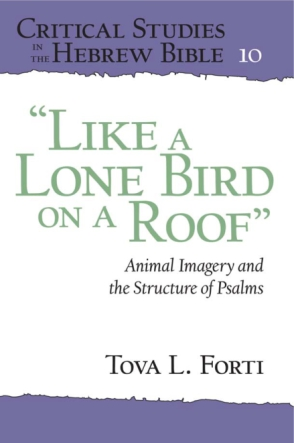 "Cover for ""Like a Lone Bird on a Roof"""