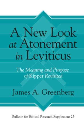 A New Look at Atonement in Leviticus