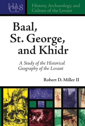 Cover for the book Baal, St. George, and Khidr