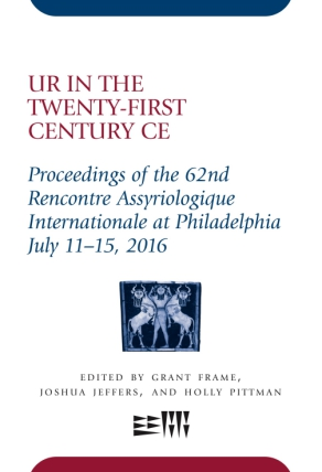 Cover for Ur in the Twenty-First Century CE