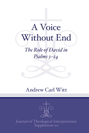 Cover for A Voice Without End