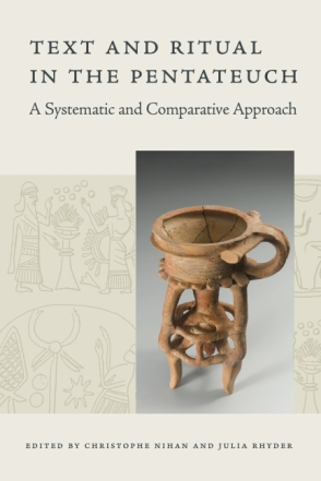 Cover for Text and Ritual in the Pentateuch