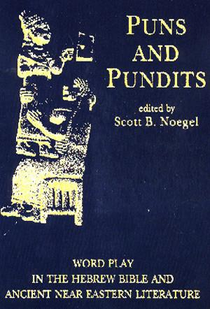 Cover for the book Puns and Pundits
