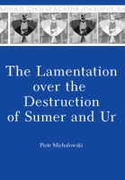 Cover for The Lamentation over the Destruction of Sumer and Ur