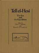 Cover for Tell el-Hesi IV