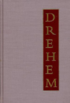 Cover image for Drehem By Marcel Sigrist