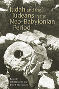 Cover image for Judah and the Judeans in the Neo-Babylonian Period Edited by Oded Lipschits and Joseph Blenkinsopp