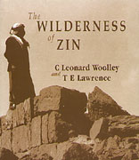 Cover image for The Wilderness of Zin By T. E. Lawrence and C. Leonard Woolley