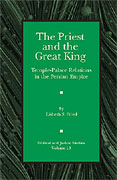 Cover for The Priest and the Great King