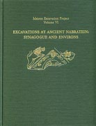 Cover for Excavations at Ancient Nabratein: Synagogue and Environs
