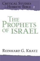 Cover for The Prophets of Israel