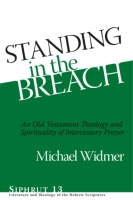 Cover for Standing in the Breach