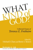 Cover for What Kind of God?