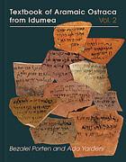 Cover image for Textbook of Aramaic Ostraca from Idumea, volume 2: Dossiers 11-50: 263 Commodity Chits By Bezalel Porten and Ada Yardeni