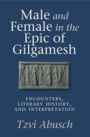 Cover image for Male and Female in the Epic of Gilgamesh: Encounters, Literary History, and Interpretation By Tzvi Abusch