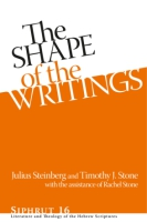Cover for The Shape of the Writings