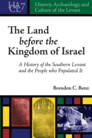 Cover for The Land Before the Kingdom of Israel