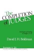Cover for The Completion of Judges