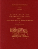 Cover for Sumerian Literary Texts in the Schøyen Collection