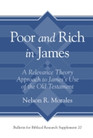Cover for Poor and Rich in James