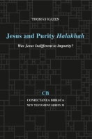 Cover for Jesus and Purity Halakhah