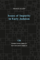 Cover for Issues of Impurity in Early Judaism
