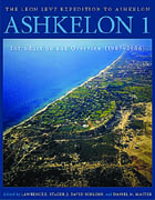 Cover image for Ashkelon 1: Introduction and Overview (1985-2006) By Daniel M. Master, J. David Schloen, and ByLawrence E. Stager